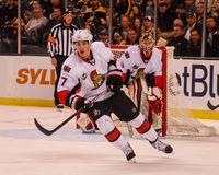 Kyle Turris, Ottawa Senators. Kyle Turris, forward Ottawa Senators, #7 Royalty Free Stock Photos