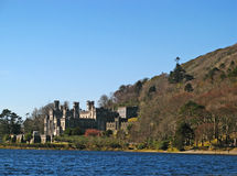 Kylemore Abbey 06 Stock Photo