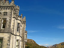 Kylemore Abbey 15 Stock Photo