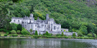 Kylemore Abbey Royalty Free Stock Photography