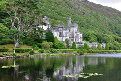 Kylemore Abbey Stock Image