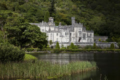 Kylemore Abbey Royalty Free Stock Photos