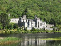 Kylemore Abbey Royaltyfria Bilder