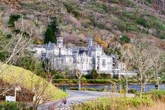 Kylemore Abbey Arkivbilder