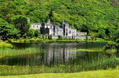 Kylemore Abbey Stock Images