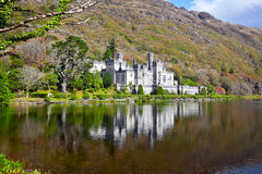 Kylemore Abbey and Castle Royalty Free Stock Images