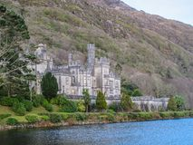 Kylemore Abbey Connemara County Galway Ireland Stock Fotografie