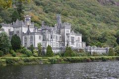 Kylemore Abbey Connemara County Galway Ireland Royalty Free Stock Image