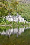 Kylemore Abbey, Connemara, west of Ireland. Kylemore Abbey is a Benedictine monastery founded in 1920 on the grounds of Kylemore Castle, in Connemara, County Stock Images