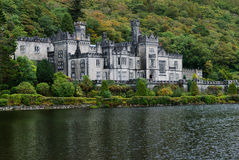 Kylemore Abbey, County Galway, Ireland Stock Photography