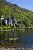 Kylemore Abbey in county Galway. Ireland Stock Images