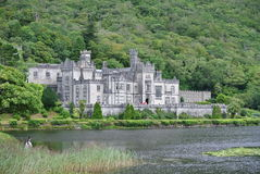 Kylemore abbey Stock Photography