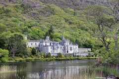 Kylemore Abbey. Royalty Free Stock Photos