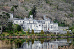 Kylemore abbey Royalty Free Stock Images