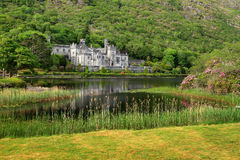 Kylemore Abbey scenery Stock Image
