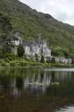 Kylemore abbotskloster Fotografering för Bildbyråer