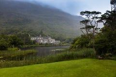Kylemore abbotskloster, Irland Fotografering för Bildbyråer