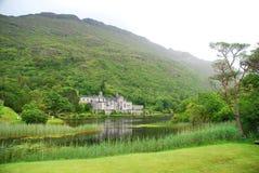 Kylemore Abtei Grafschaft Galway, Irland Stockbild