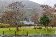 Kylemore Abtei in Irland Stockfoto