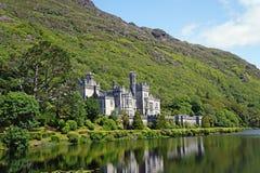 Kylemore Abtei, Irland Stockfoto