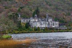 Kylemore Abtei in Irland Lizenzfreie Stockfotografie