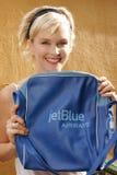 Kylie Bax Gridlock. Kylie Bax with the Gridlock LA Celebrity gift bag Sponsored by Jet Blue Airways, Croton Watches, PONY, Frederic Fekkai and Argyle Salon & Spa Stock Photos