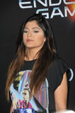 Kylie Jenner Fotografie Stock