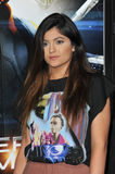 Kylie Jenner royalty free stock photography
