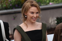 Kylie Minogue Imágenes de archivo libres de regalías