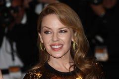 Kylie Minogue foto de archivo libre de regalías