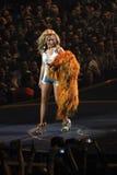 Kylie Minogue in concert Stock Image