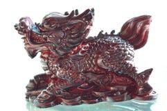 Kylin une licorne chinoise image libre de droits