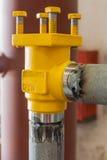 Kylningkompressorer. Royaltyfria Foton