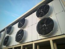 Kylningutrustning arkivfoton