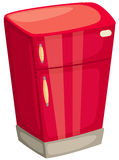 kylskåp royaltyfri illustrationer