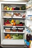 kylskåp Royaltyfri Fotografi