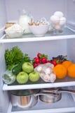 kylskåp Arkivfoton