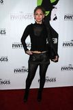 Kym Johnson. At the Wicked Los Angeles Opening Night, Pantages, Hollywood, CA 12-01-11 Royalty Free Stock Image