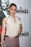 Kym Johnson arrives at the Opening Night of the Play  Stock Photos
