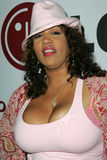 Kym Whitley. At the LG Mobile Phones Post-BET Party, Forbidden City, Hollywood, CA 06-28-05 Royalty Free Stock Photo
