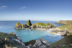 Kynance cove Royalty Free Stock Images