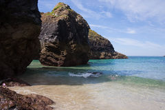 Kynance cove Stock Photography