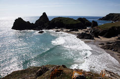 Kynance Cove Royalty Free Stock Photos