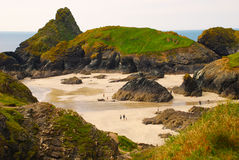Kynance Cove, Cornwall Stock Images