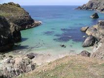 Kynance Cove. Cornwall royalty free stock photo