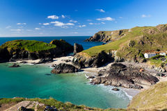 Kynance Cove Cornwall Stock Photography