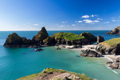 Kynance Cove Cornwall Stock Images