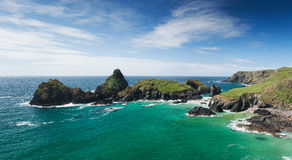Kynance Cove, Cornwall stock photos
