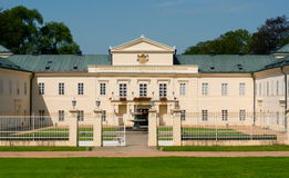 Kynzvart Chateau Stock Image
