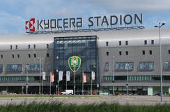 Kyocera Stadium in the Hague, the Netherlands Stock Photography